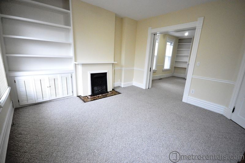 German Village 511 Mohawk St Unit A Available Early June This Large 1 Bedroom First Floor Apartment Eat In Kitchen Has Good Cabinet Storage