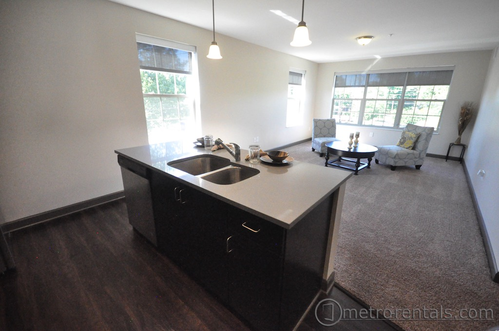 Exceptional At The New Dominion On High Apartments In Clintonville, Youu0027ll Get The  Perfect Mix Of Urban Living ...